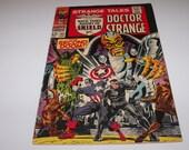 Strange Tales No.161 (1967)