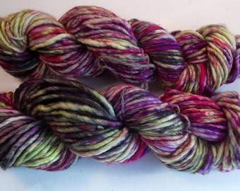 My Favorite Zombie on Super Bulky SW Merino