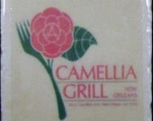 Camellia Grill Coaster New Orleans