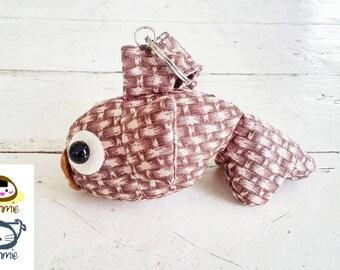 Nemo - Animal Doll, Goldfish, fish doll, plush, goldfish doll, goldfifh plush, little, mini, kid, owl decoration, kawaii, animal, dolls