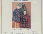 The American Quilter - The Ultimate Jacket pattern