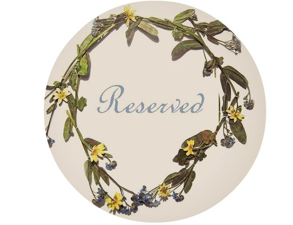 Reserved custom order for B