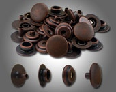 Line 20 Snaps Antique Copper 50pk  #115-126816