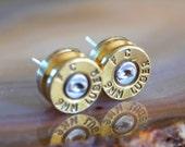 9mm bullet earring studs police glock jewelry cop wife ear ring stud camo wedding earrings harley davidson camo ring