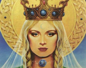 Goddess Guidance Oracle Reading - PDF Document