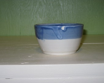 Blue Band Tea Cup