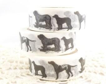 Dog Lover Washi Tape - S1374