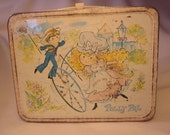 1974 Polly Pal Metal Lunch Box