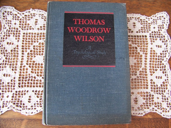 """an analysis of the topic of thomas woodrow wilson The piece that i have chosen for my paper is woodrow wilson's """"war message""""  political cartoon analysis woodrow wilson's war message ."""