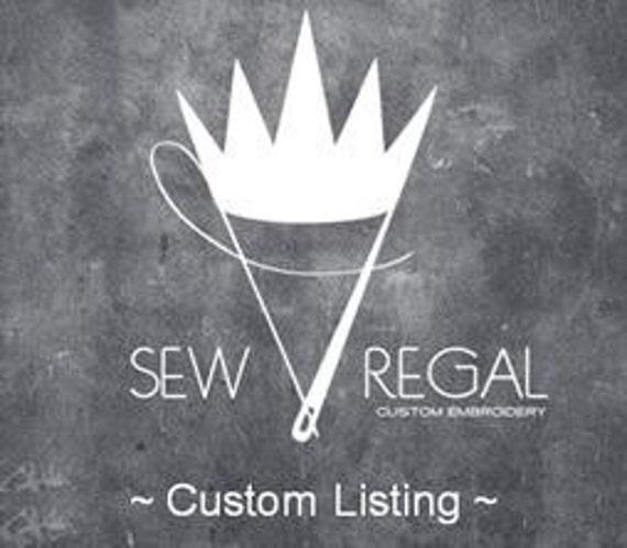 Custom Listing for Brandolyn - DEUCE CLUB: Crewneck Sweatshirts