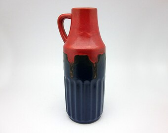 Rare West German handled vase (207-24)
