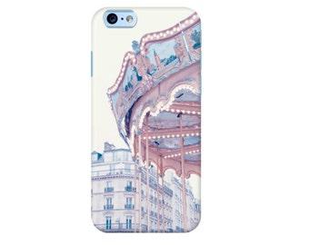 Paris Carousel iPhone 5 / iphone 4 / iphone 6 / iphone 6 plus case - Paris