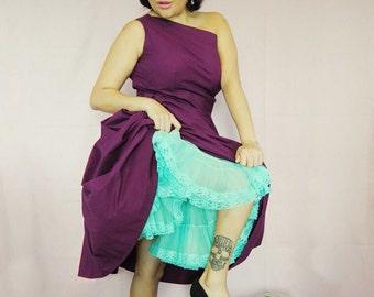 Juanita Dress - 1950s style reproduction custom handmade
