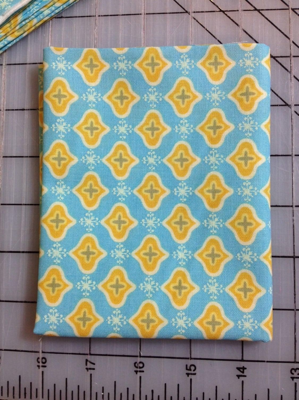 Dena designs tea garden sencha fat quarter in blue df 80 for Dena designs tea garden fabric