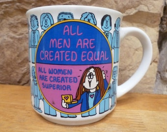 Cathy Guisewite mug Mr. Right
