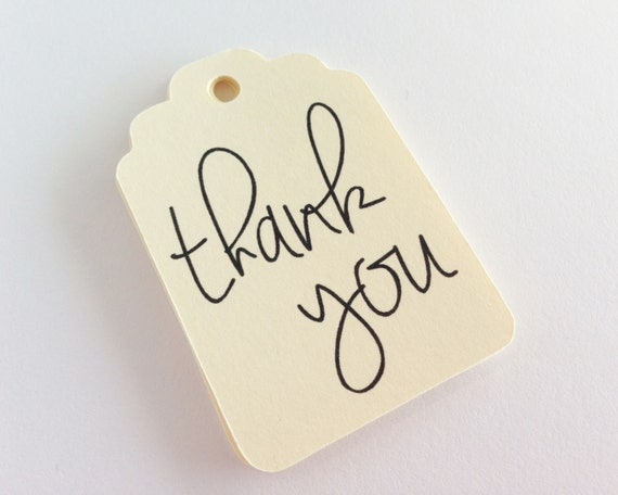 Thank You Favor Tags - Hang Tags. Gift Tags. Thank You Tags. Wedding Favor Tags. Bachelorette Party Tags. Bridal Shower Tags.