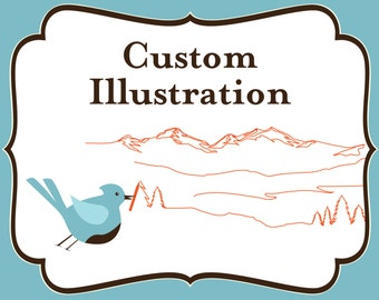 Add On - Custom Illustration for Nesting Project Item