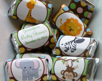 Safari baby shower ideas for a boy