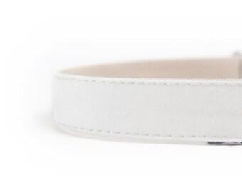 Dog Collar - Ivory