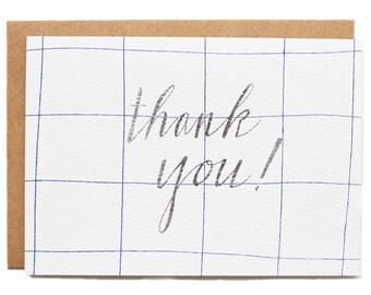Mini Grid Thank You