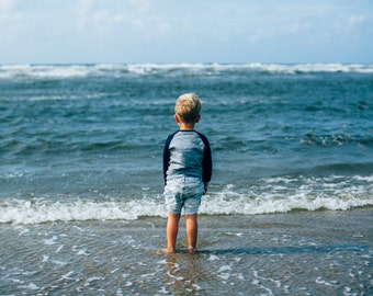 Daydreaming by the Sea - Photography Print