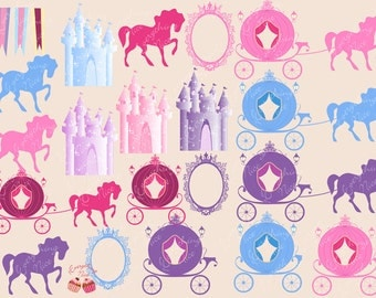 Royalty Clipart Set