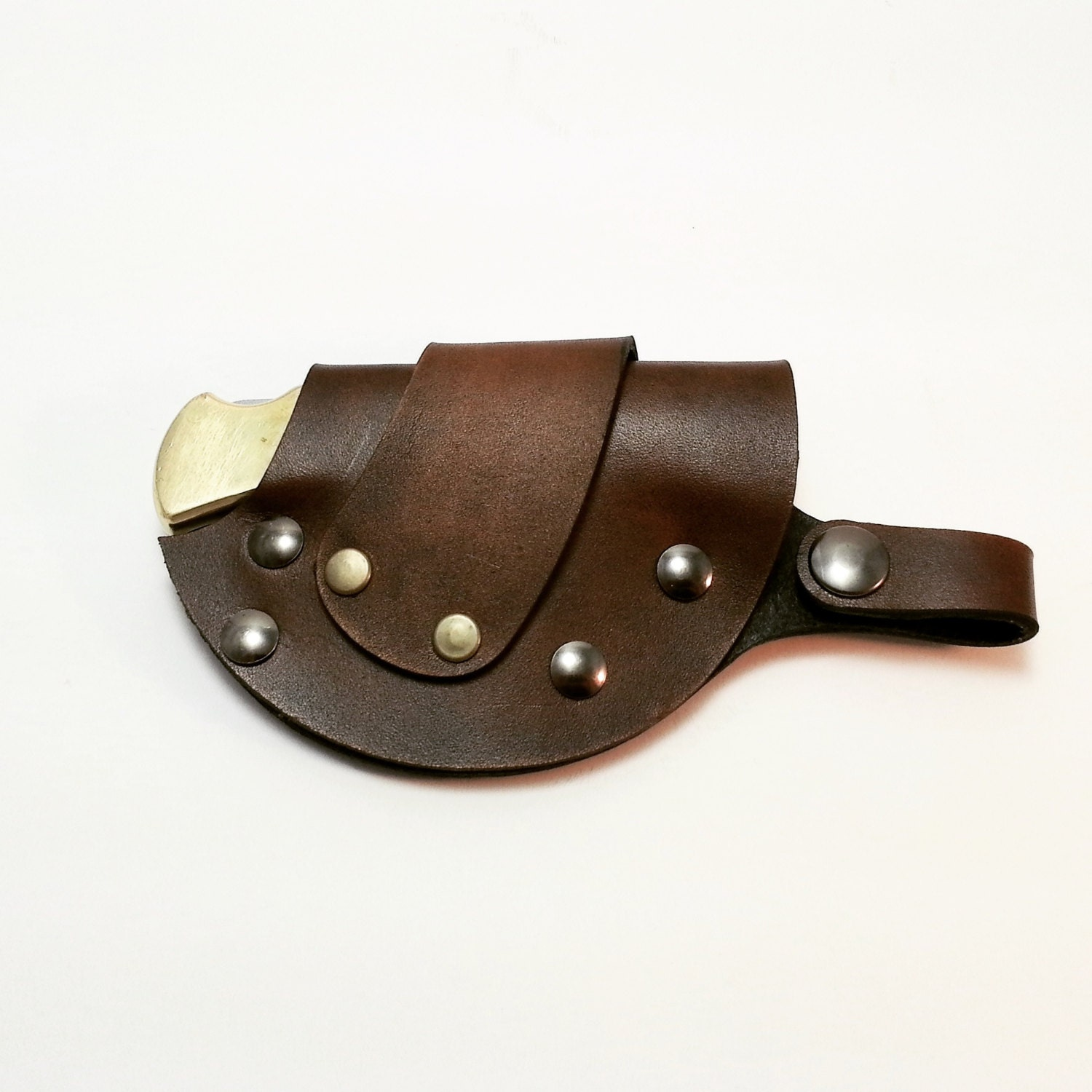 Buck 110 Quick Draw Knife Sheath Hand Made in the U.S.A.