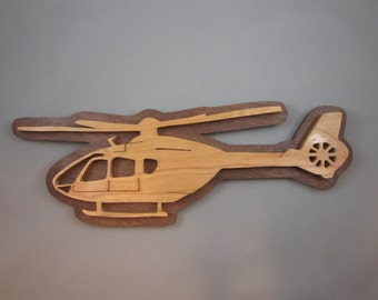 Eurocopter Wall Hanging