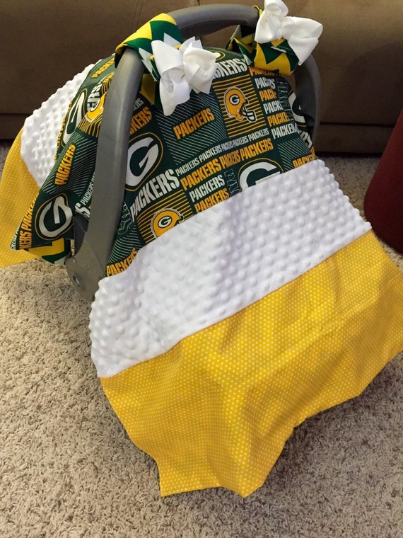 green bay packers car seat cover universal fit to most all. Black Bedroom Furniture Sets. Home Design Ideas