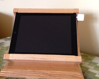SALE! Tilting iPad / iPad Air Stand for Square POS and other Card Readers