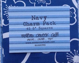 Navy Charm Pack (BLU42CP01)