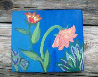 Flowers, Flower Art, Original Flower Art