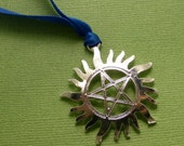 Supernatural Inspired - Anti-Possession Symbol Ornament - READY TO SHIP