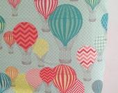 Hot Air Balloon Changing Pad Cover