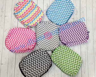 Monogrammed Chevron for boy or Girl