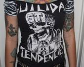 Zebra Suicidal Tendencies women's shirt