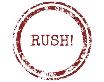Upgrade - Rush My Order