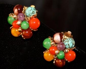 Vintage Clip Earrings Hong Kong