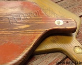 Primative Cutting Board - Treenware -