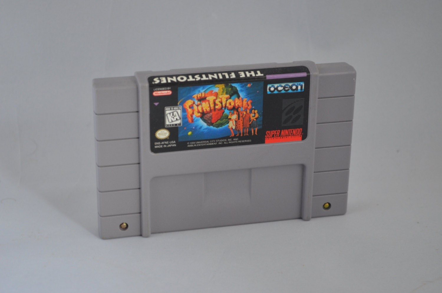 Super Nintendo Entertainment System : Super nintendo entertainment system snes video game
