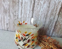 Soy Candle-Thanksgiving Gift- Holiday Decor- Thanksgiving Decor-Hostess Gift- 40% off FALL CLEARANCE-