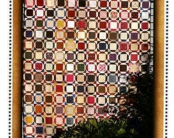 Primitive Gatherings Reminisce Quilt Pattern by Lisa Bongean