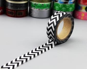 Washi Tape - Japanese Washi Tape - Masking Tape - Deco Tape - WT1063