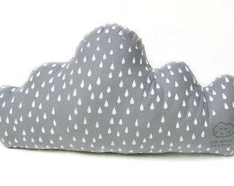 Large grey cuddly cloud