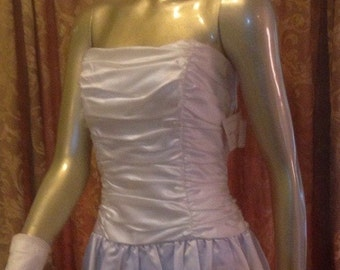 New 1980s size 11/12 juniors dress