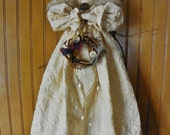 Heavenly Grace Primitive Doll