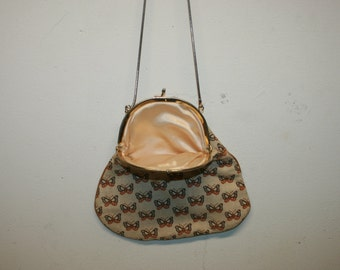 Vintage purse, old purse, antique small purse