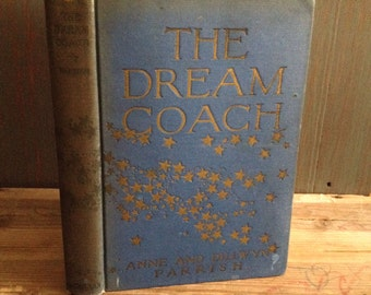 Rare First Edition of The Dream Coach
