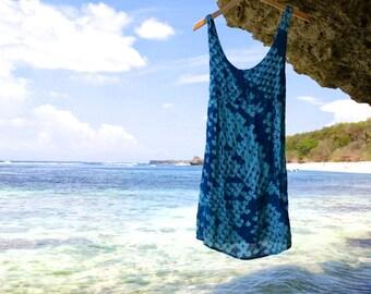 In Aqua We Trust Dress
