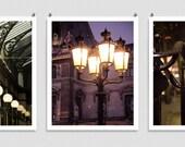Any Three 16x20 Prints - Save 20%,Set of three,Fine Art Photography,Paris photography,Paris decor,Italy photography,Love,France